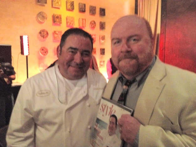 Emeril and Thane