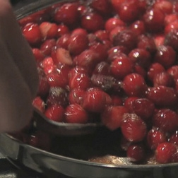 Cranberry Relish - photo courtesy wolfgangpuck.com
