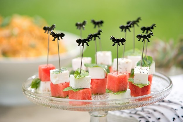 Simple, elegant, tasty; the host's (or hostess') trifecta. (photo by Renée Anjanette, courtesy Gwen Rogers)